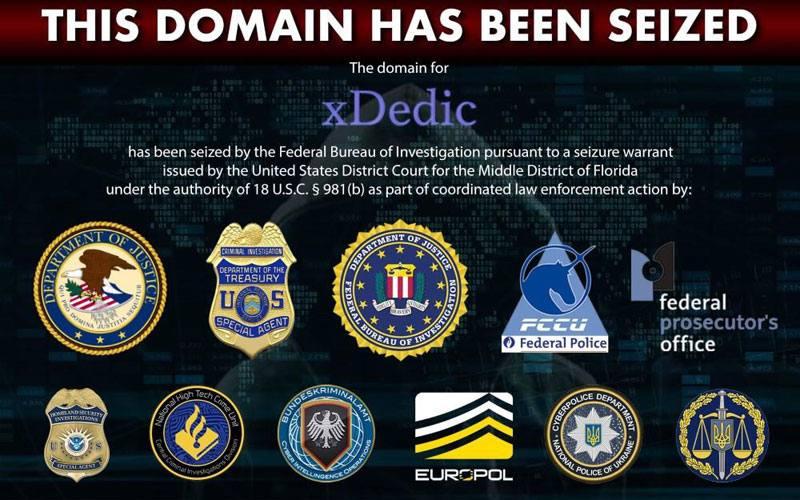 В Україні ліквідували Darknet-ресурс xDedic