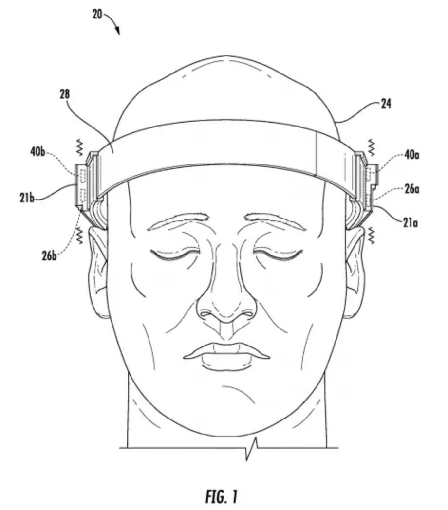 Apple запатентував нову технологію для AirPods 2