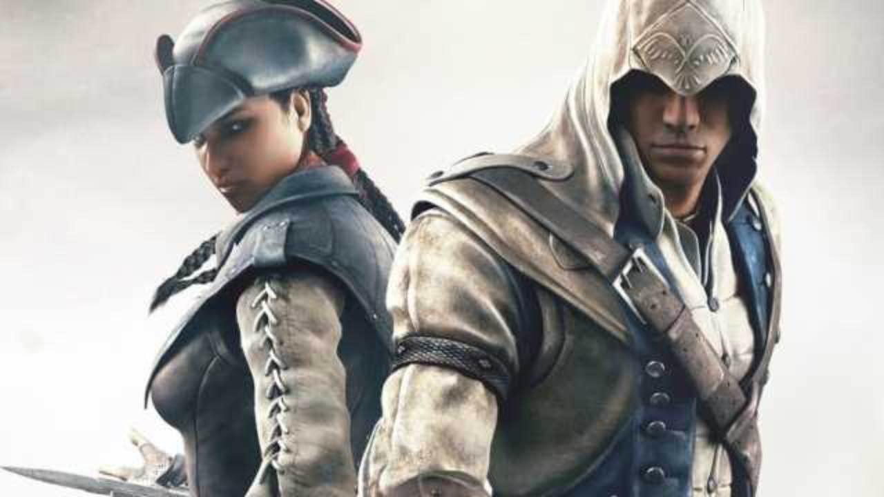 Assassin's Creed III Remastered на Nintendo Switch