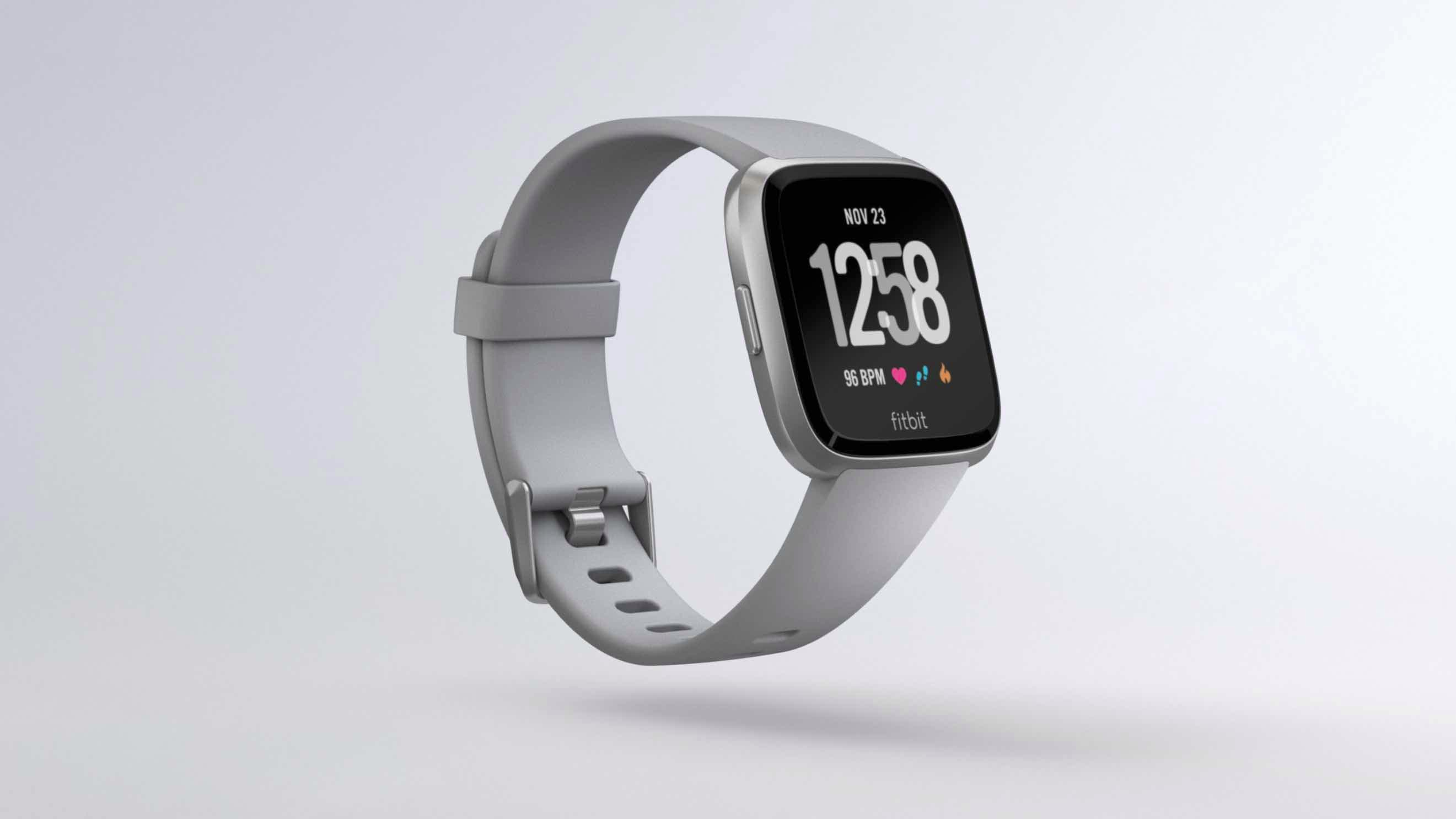 Fitbit Versa 2 не за горами