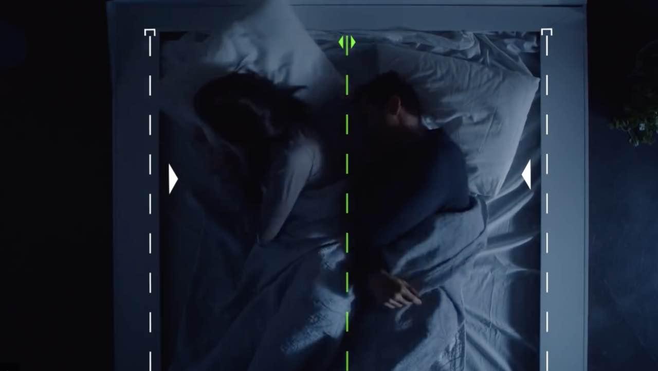 Ford представив розумне ліжко, яке допоможе виспатись
