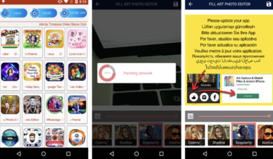 Google Play позбувся ще 29 шкідливих програм