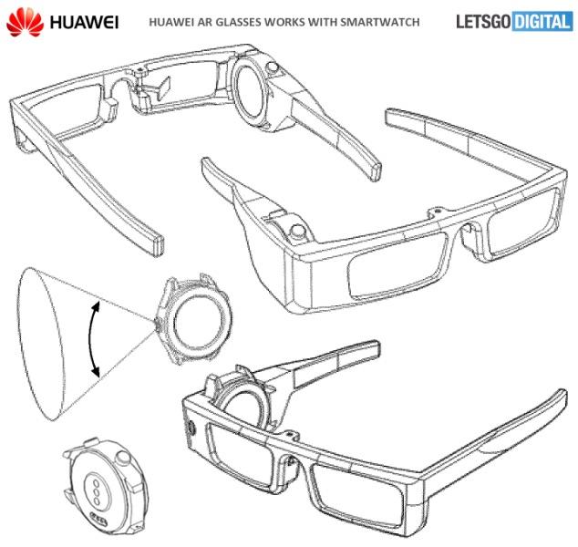 Huawei Eyeglass Frame