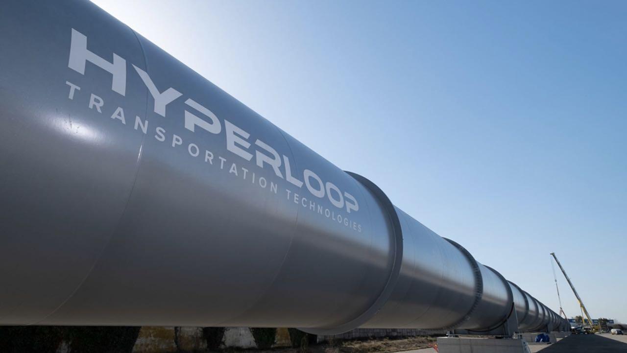 Повноцінні випробування Hyperloop відбудуться навесні