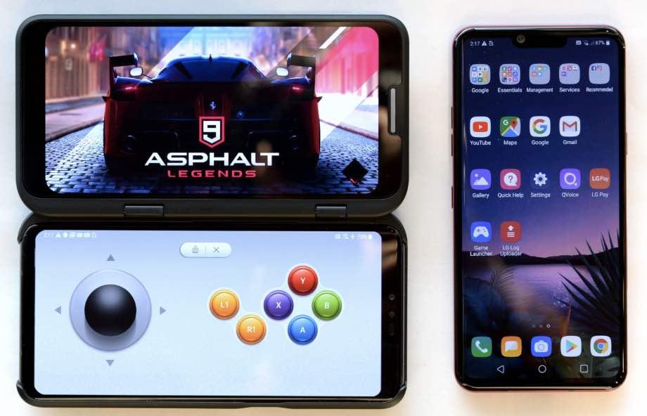 LG запропонував альтернативу смартфонам з гнучким екраном