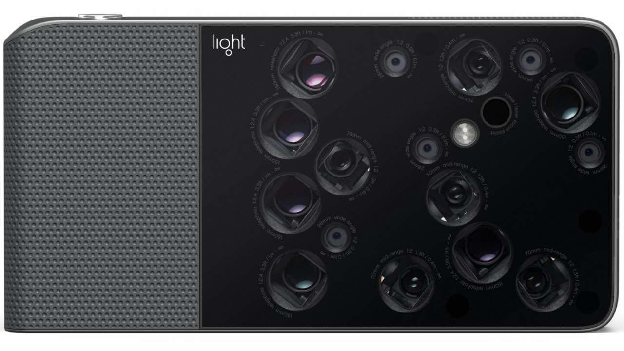 Light та Sony об'єднують зусилля для розвитку мобільної фотографії
