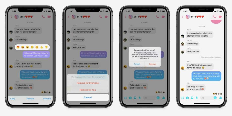 Facebook Messenger отримав корисну функцію