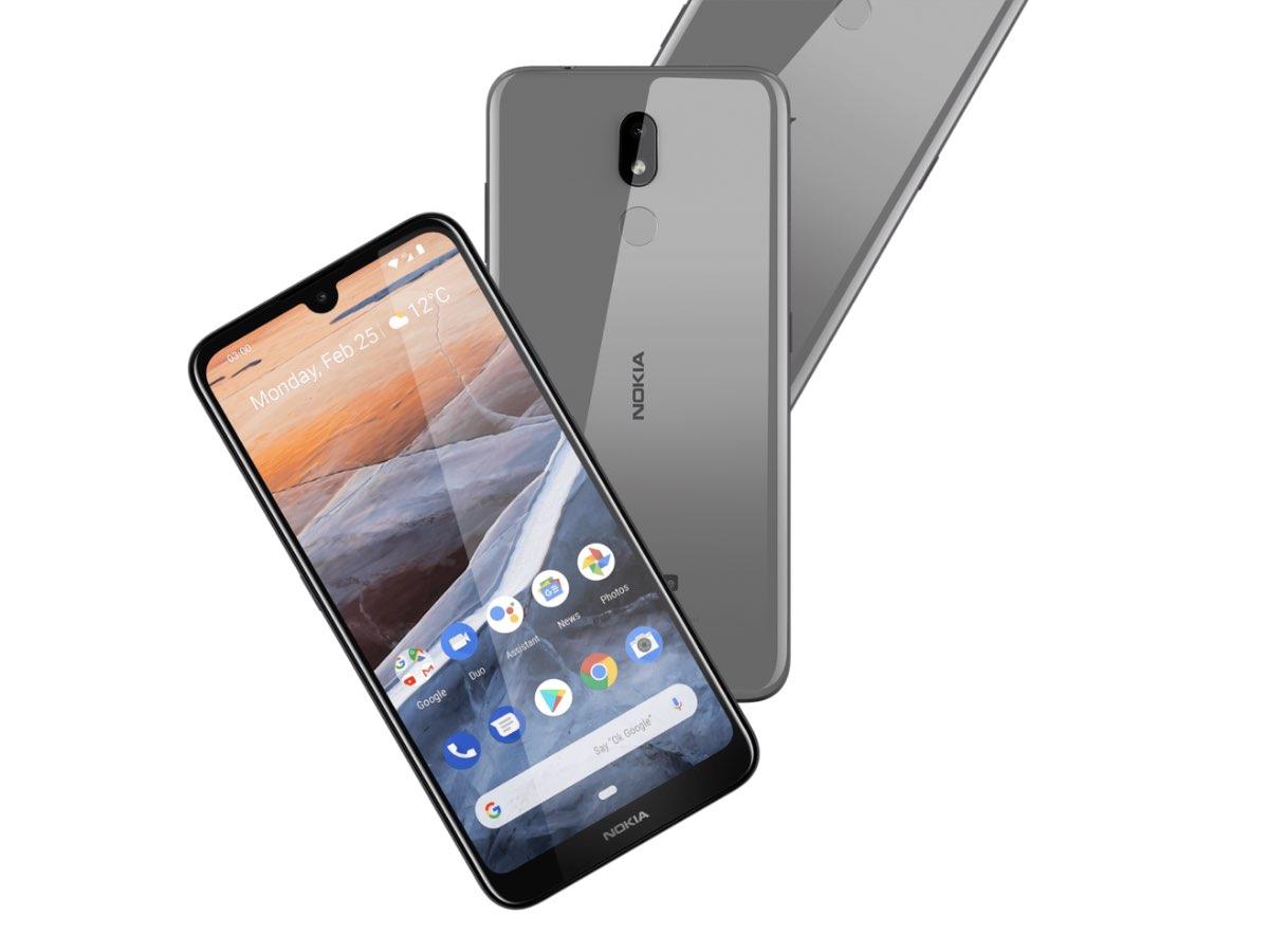 Nokia 3.2: презентували бюджетний смартфон із цікавими особливостями
