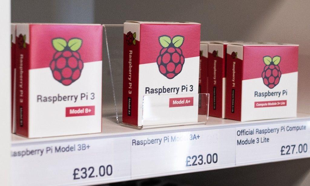 Raspberry Pi відкрив перший фірмовий магазин