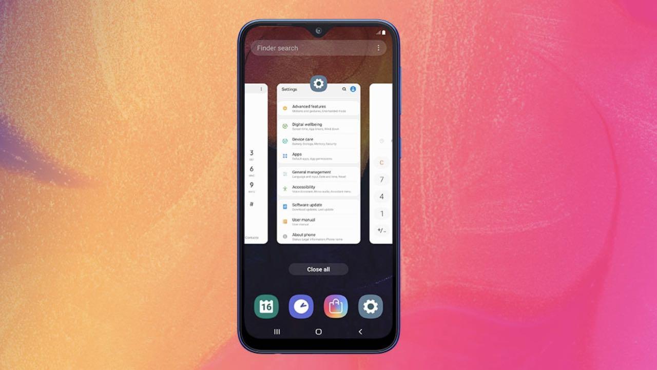 Samsung готує бюджетний смартфон Galaxy A10s