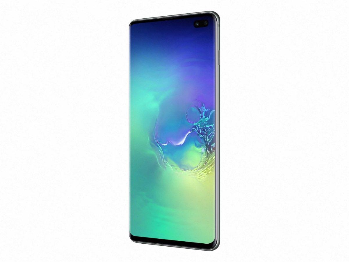 Samsung Galaxy S10 має проблеми із захистом даних