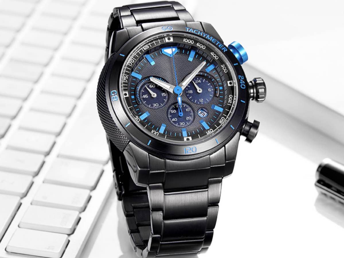 Xiaomi TwentySeventeen Light Kinetic Energy Watch