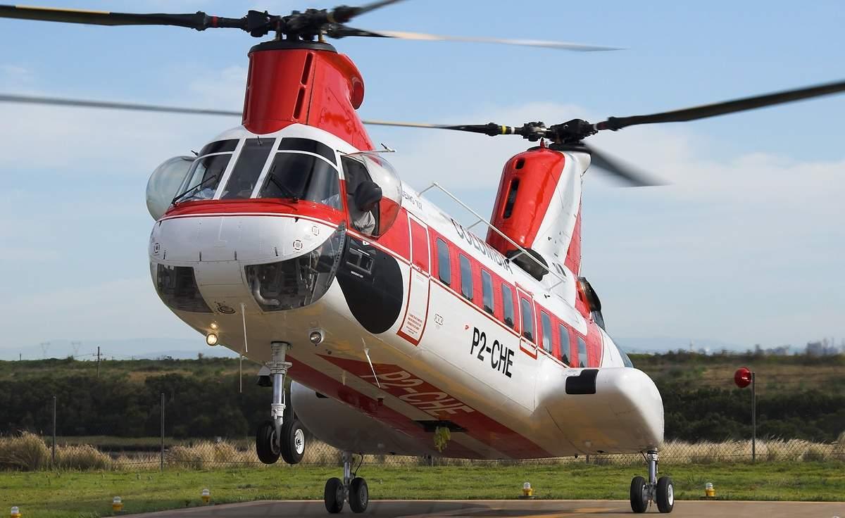 В Україні запустять рейси пасажирських вертольотів
