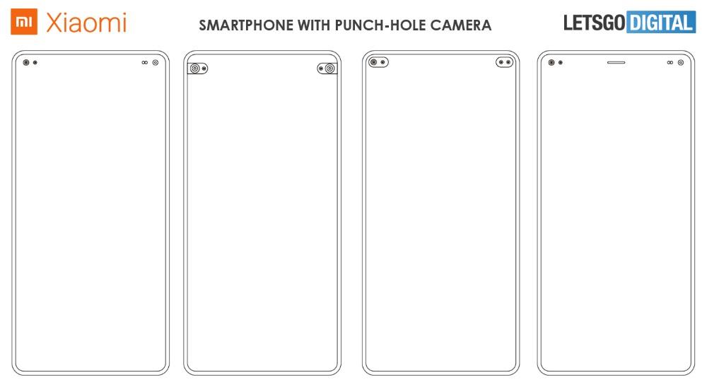 Xiaomi запатентувала новий дизайн екрану
