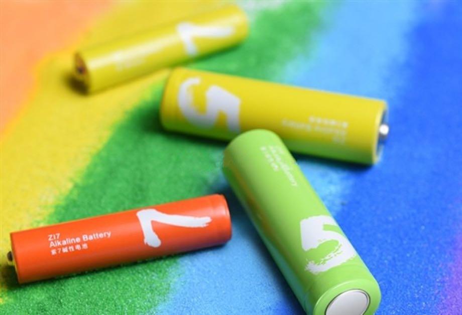 Xiaomi випустила набір бюджетних батарейок