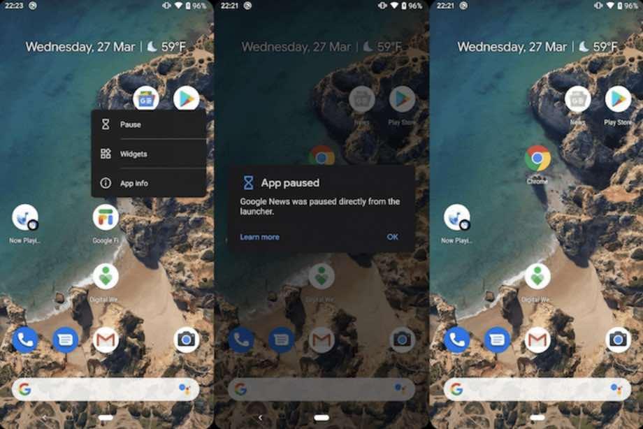 Android 10 Q надаватиме більше контролю над пристроєм