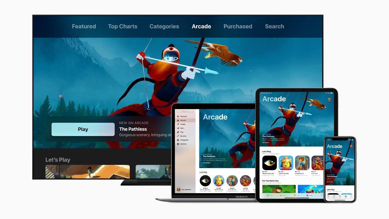 Apple Arcade вже доступний для учасників бета-тестування