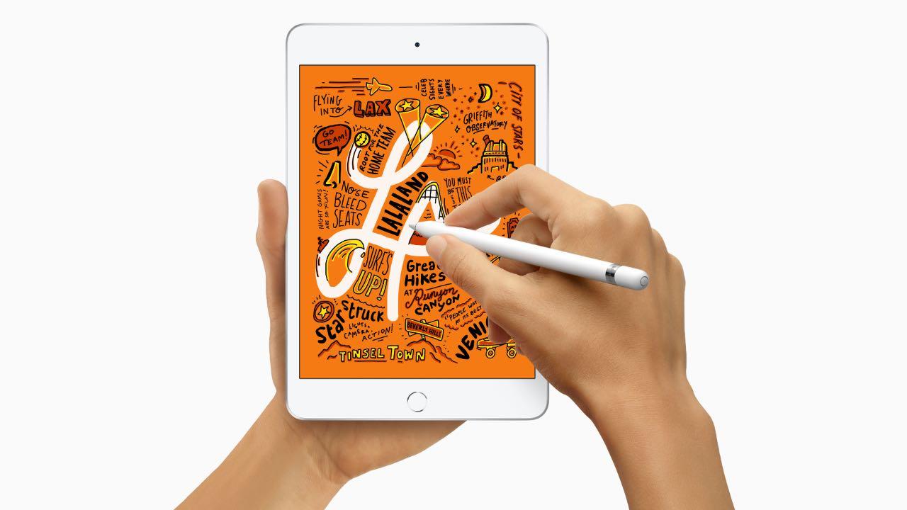 Apple представив нові iPad Air та iPad mini