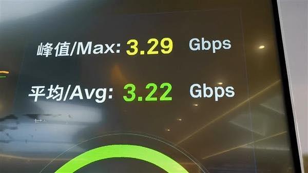 5G модем від Huawei досягає швидкості у 3.29 Гбіт/с