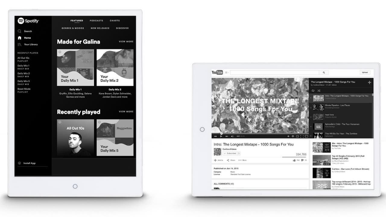 EeWrite випустив незвичний планшет E-Pad