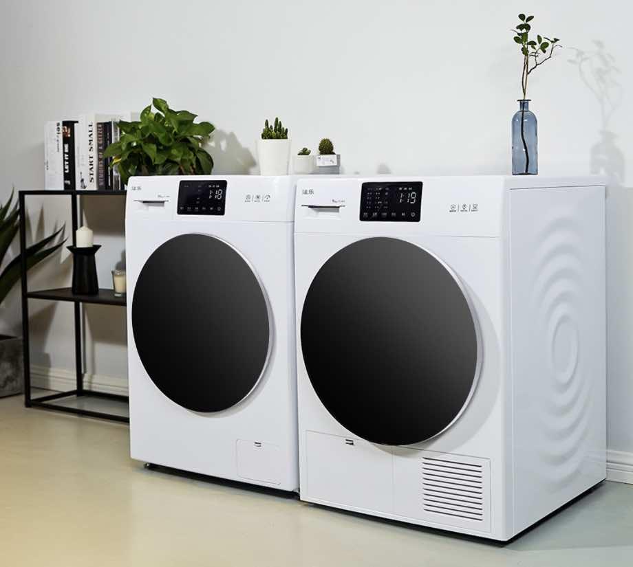 Xiaomi випустила комплект з пральної машини та сушки