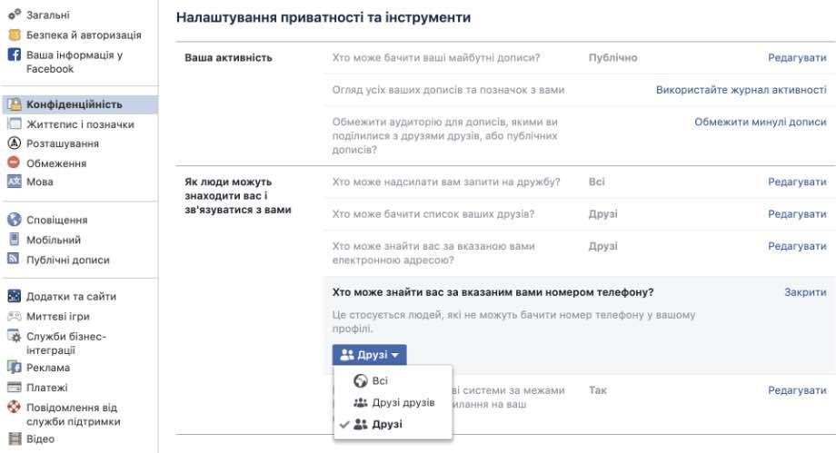 Facebook знову зловживає даними користувачів
