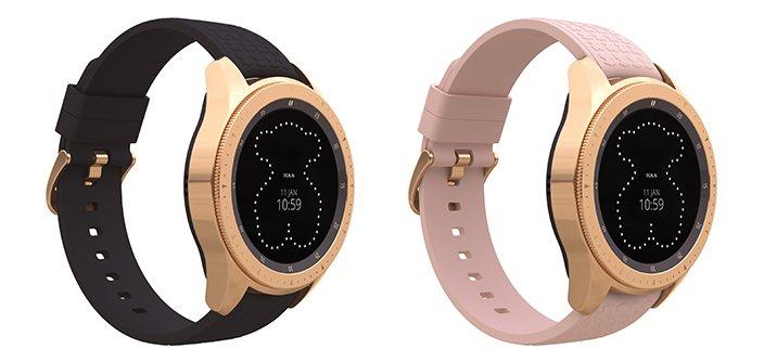 Samsung і Tous випустили лімітовану колекцію Galaxy Watch