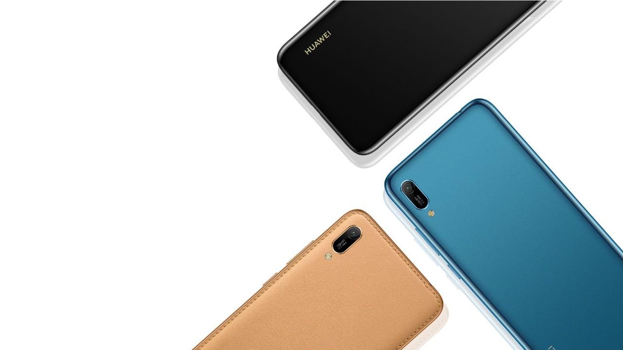 Huawei представив нові смартфони Enjoy 9S та Enjoy 9e