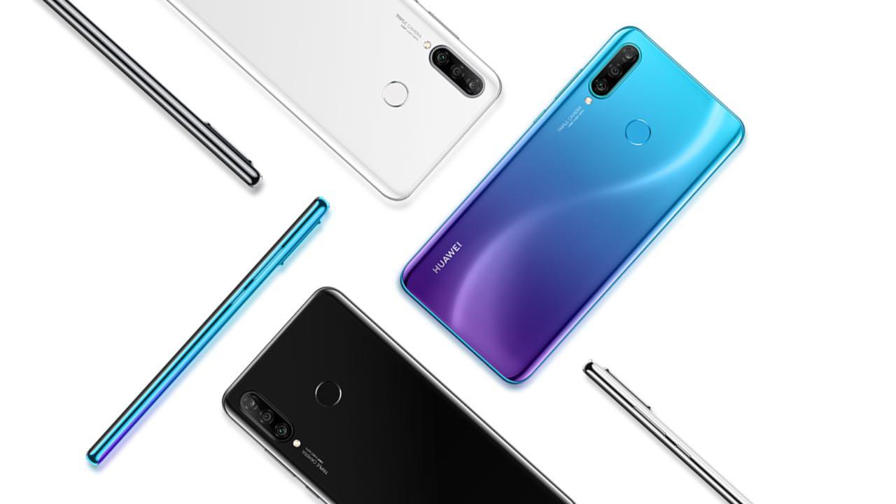 Huawei nova 4e: компанія представила новий середньобюджетний смартфон