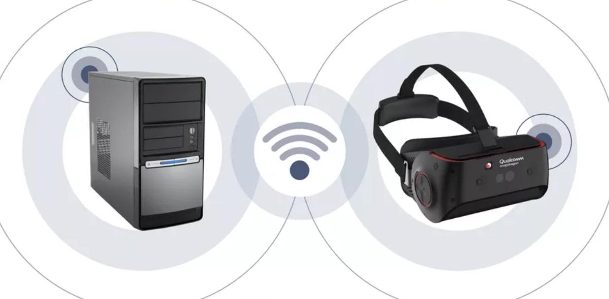 Qualcomm працює над бездротовою VR-гарнітурою, яка взаємодіє з ПК