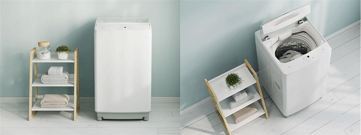 Redmi представив власну пральну машинку
