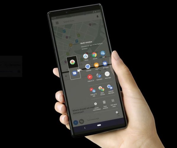 Флагман Sony Xperia 1 виявився занадто дорогим
