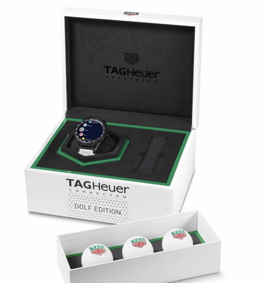 TAG Heuer випустив новий розумний годинник з NFC