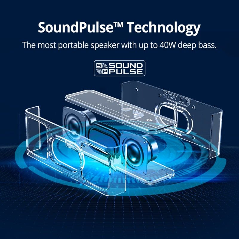 Tronsmart SoundPulse
