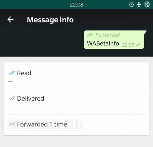 WhatsApp тестує нову функцію для повідомлень
