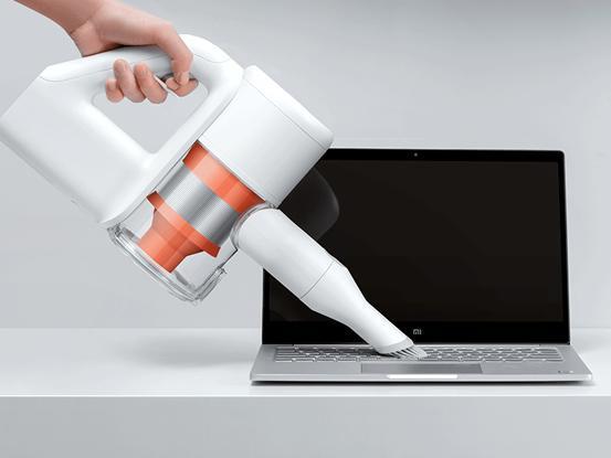 Xiaomi представила бездротовий вакуумний пилосос