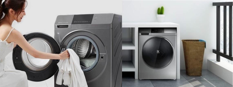 Xiaomi представила сучасну пральну машину з функцією сушки