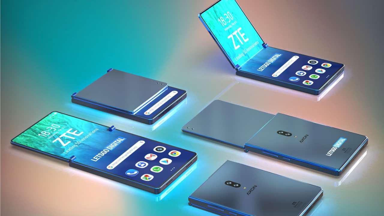 ZTE працює над гнучким смартфоном як у Motorola