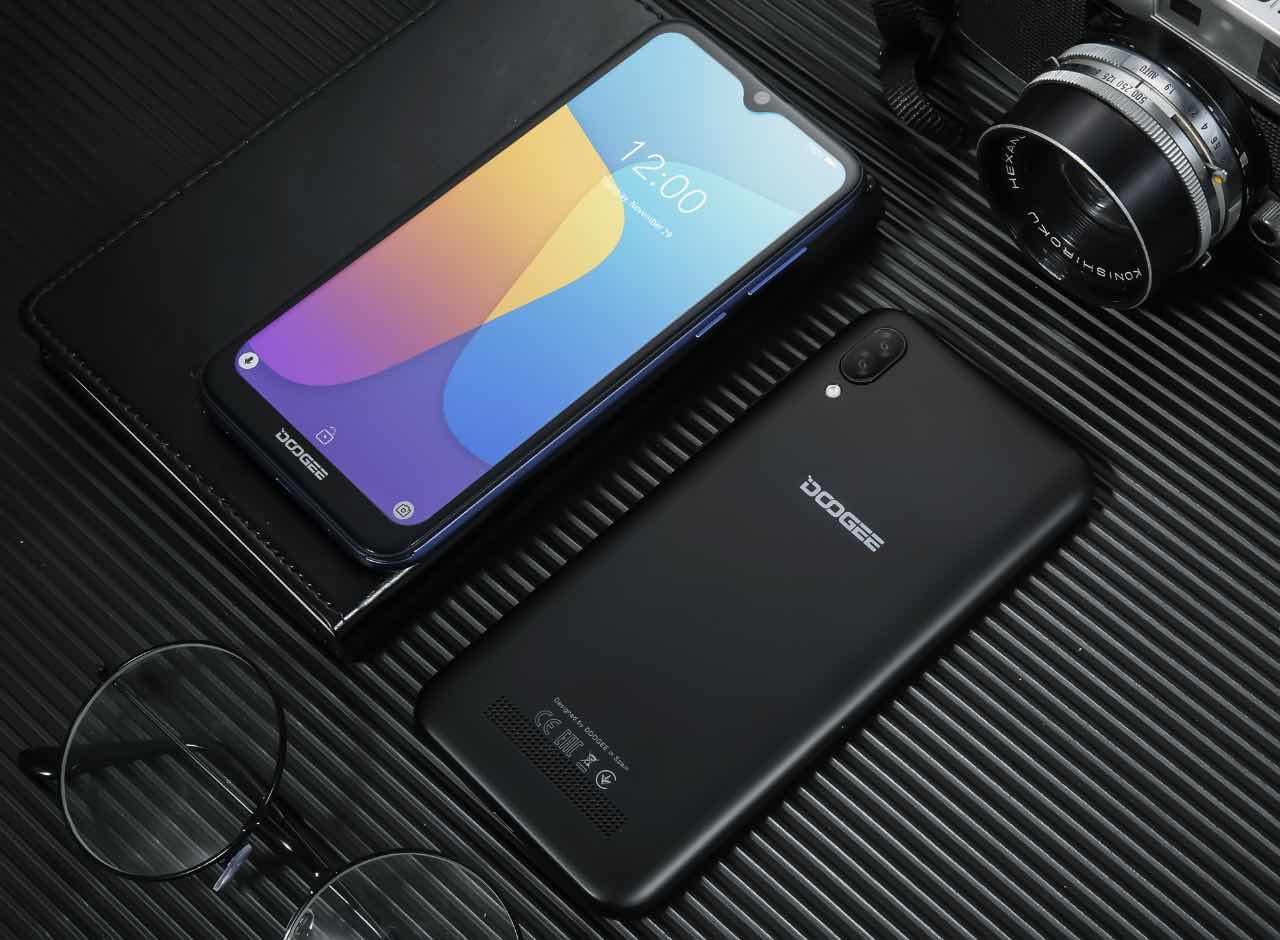 Doogee X90 на Android Go буде доступний для українців