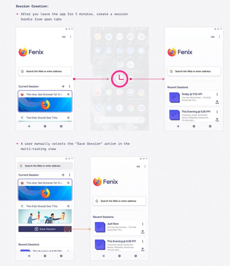 Mozilla Fenix для Android виходить у публічній бета-версії