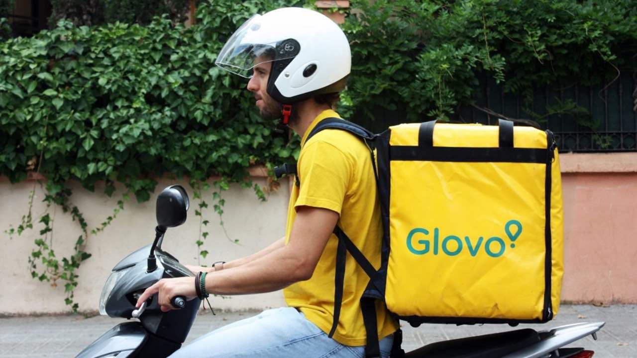 Сервіс доставки Glovo запрацював у Львові