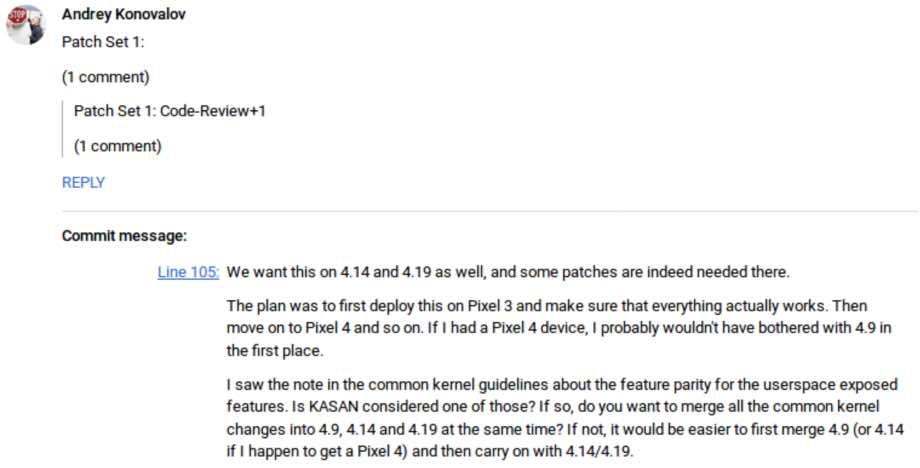 Інженер Google публічно згадав про GooglePixel 4