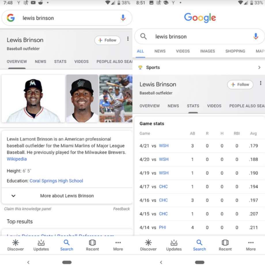 Google Search отримав новий дизайн та функціональність