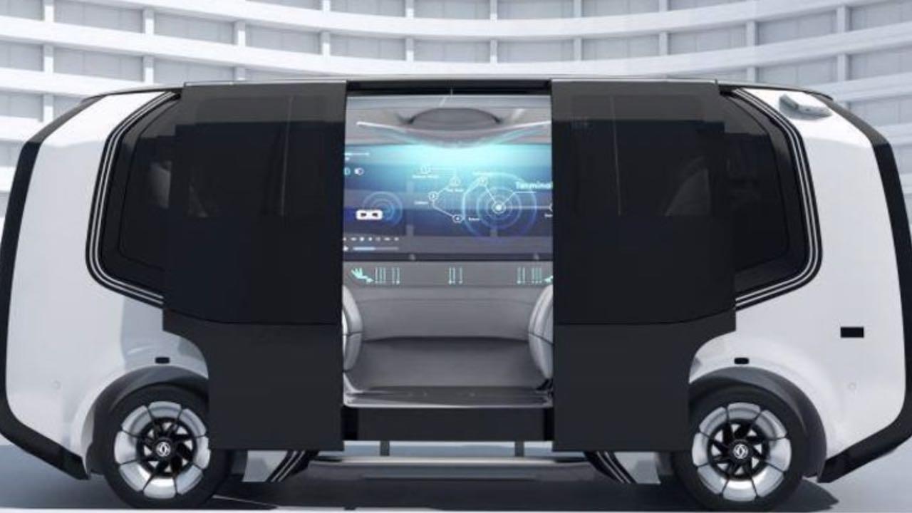 Huawei готує свій розумний автомобіль з 5G