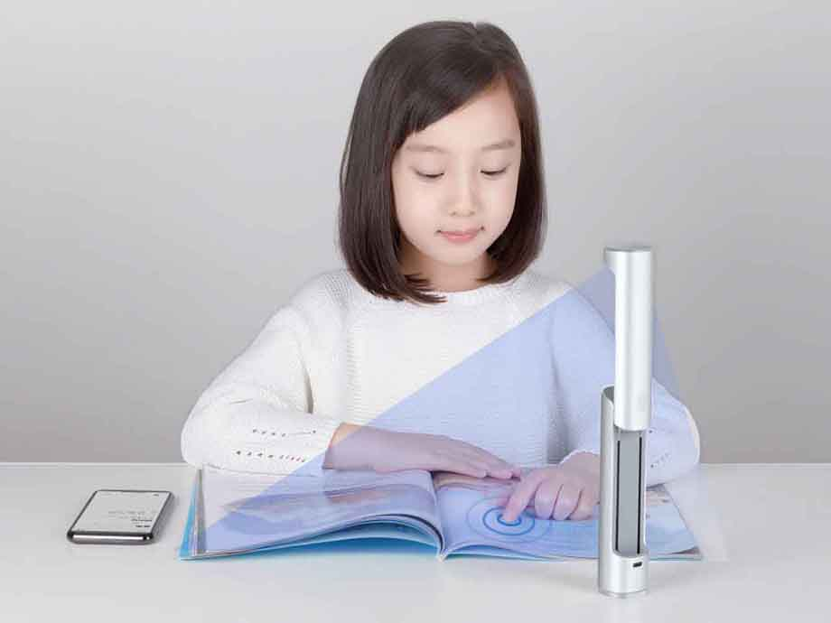 Xiaomi Lighten AI English reading companion