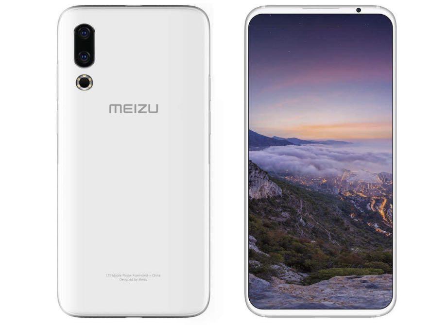 Meizu 16s: керівник компанії підтвердив характеристики
