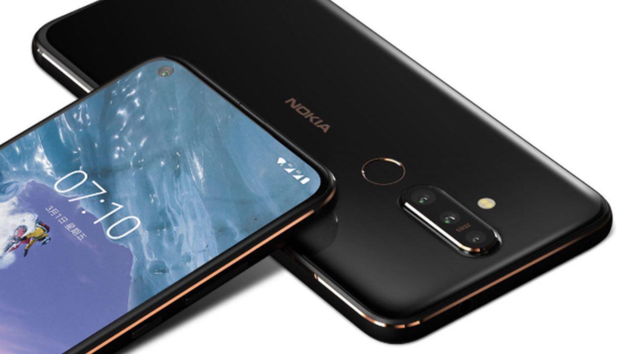 HMD Global представив Nokia X71 з камерою, яка вбудована в екран
