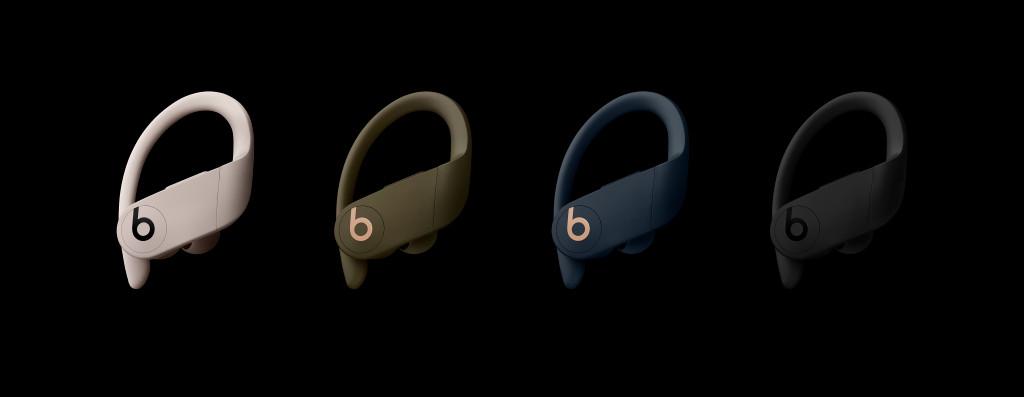 Apple представив бездротові навушники Beats Powerbeats Pro