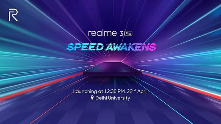 Realme 3 Pro: відомі характеристики та ціна новинки
