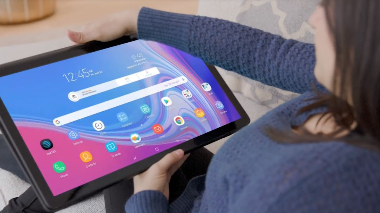 Samsung Galaxy View 2 отримав 17'' екран та потужний акумулятор